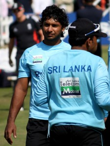 Kumar Sangakkara at Lord's