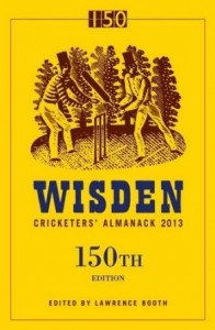 Wisden 2013