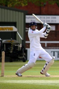 Joe Root at Grace Road