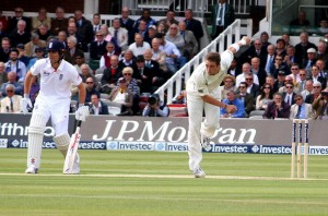 Southee steams in at Lord's