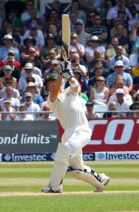 Brad Haddin - so near and yet so far